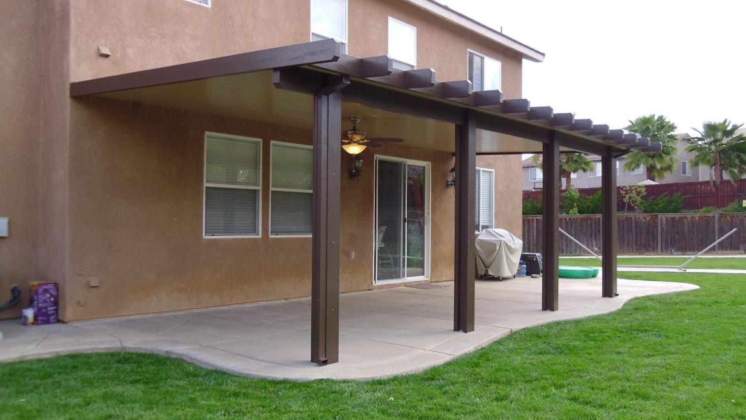 Insulated Patio Cover Panels